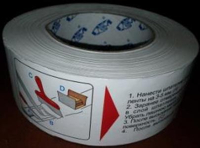 Бумага для шпаклевки углов